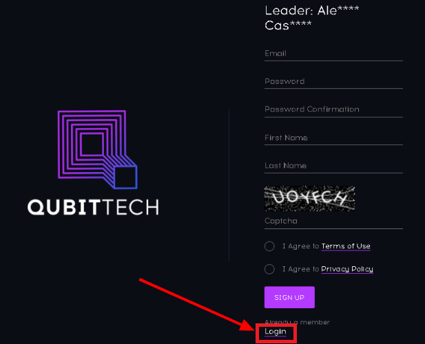 qubit tech вход в личный кабинет